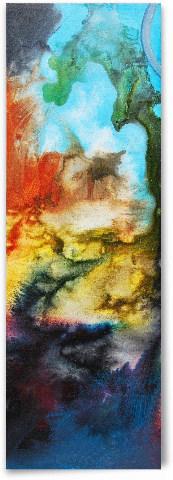 Abstract 52 B by Andrada Anghel
