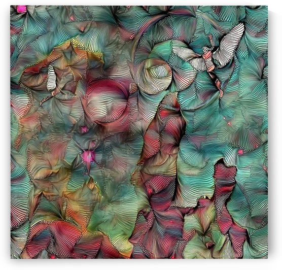 Digital Abstract by Bruce Rolff