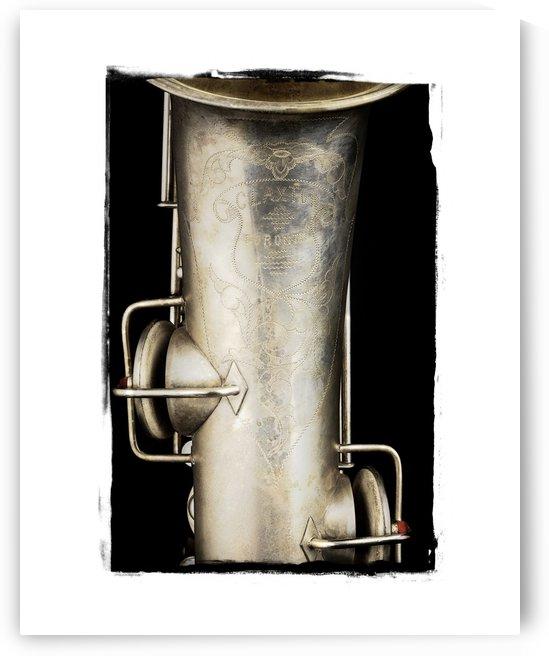 Saxophone by Pat Chuprina