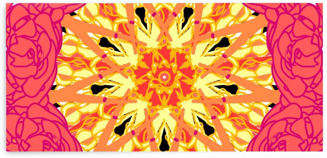 Explosive Sunrise  by Ivana Santiago
