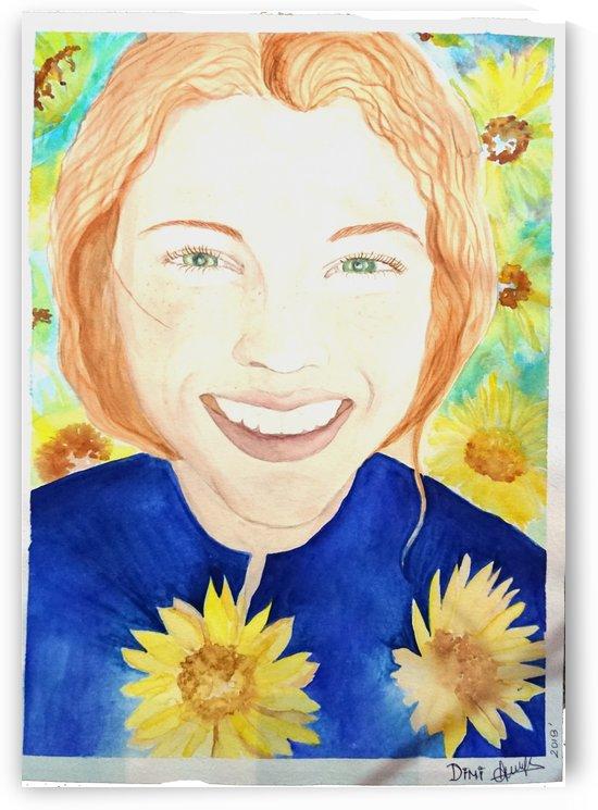 smily girl by Dimi