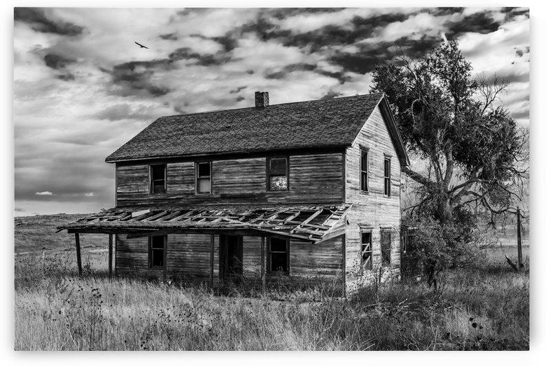 Abandoned Dreams BW by Garald Horst