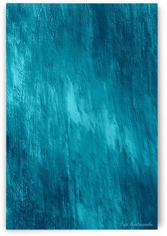 Light Blue Quartz by Fotini Anastasopoulou