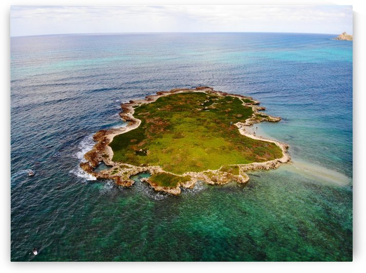 Island off an Island by 808N4K