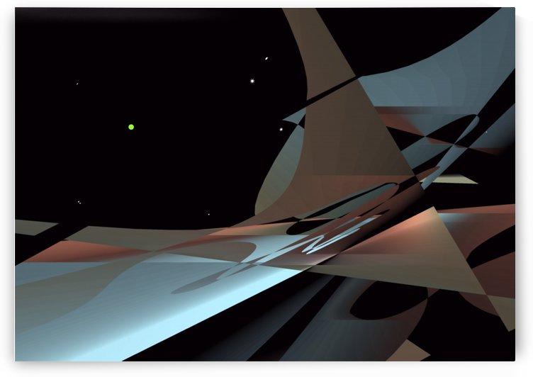 UFO 0410a1219 by Alyssa Banks
