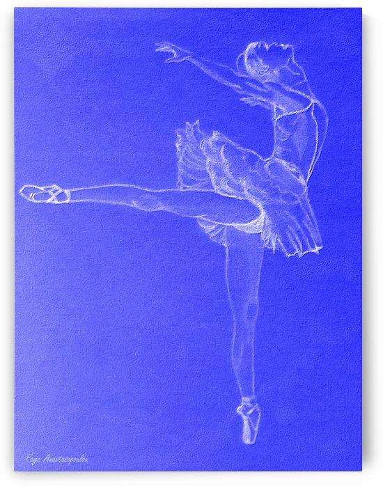 Celestial Ballerina by Faye Anastasopoulou