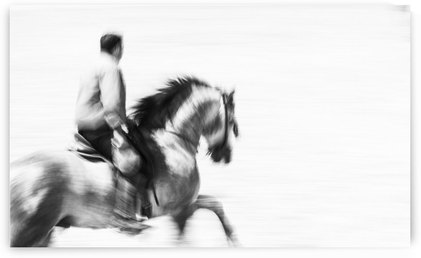 RIDING STRONG by ANDREW LEVER GALLERY