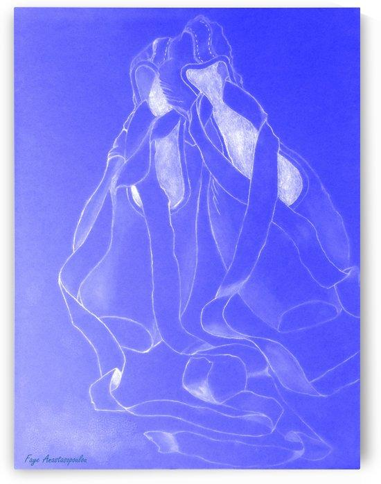 Celestial Pointe Shoes by Faye Anastasopoulou
