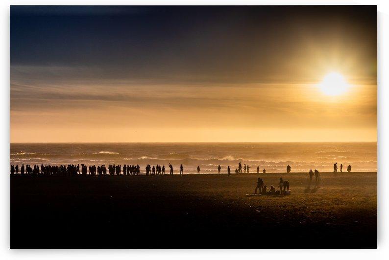 Ocean Beach Sunset by Shutter Bliss Photography