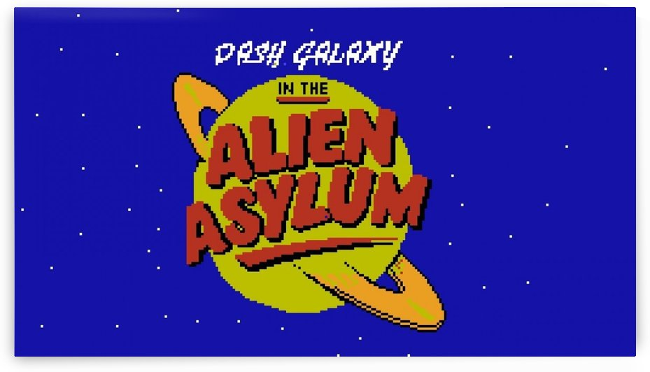 alien asylum by Kirk Growler
