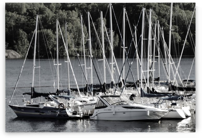 À-mats- Sailboat mats by Sylvain Bergeron Photographies