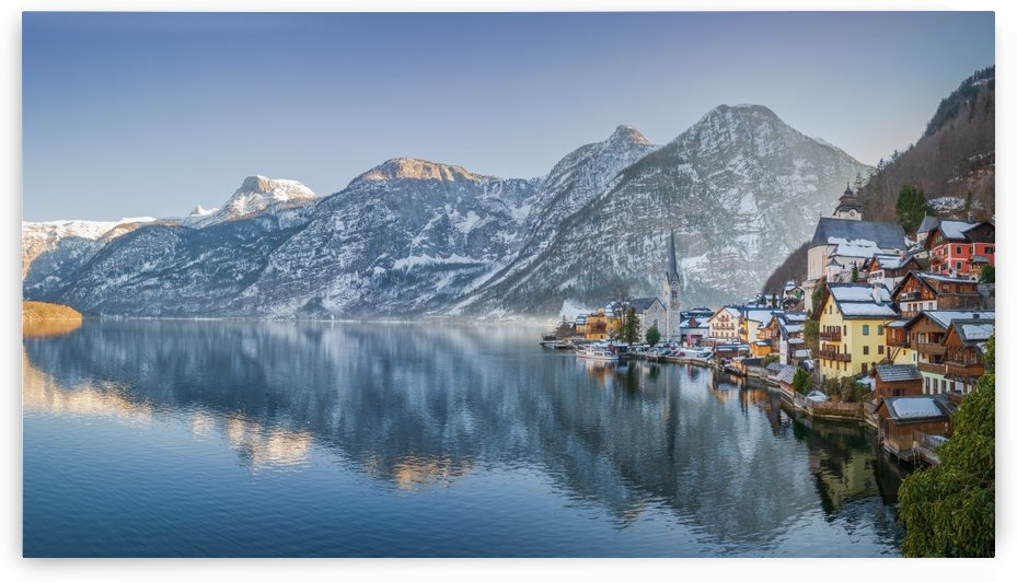 Hallstatt by zoltanduray