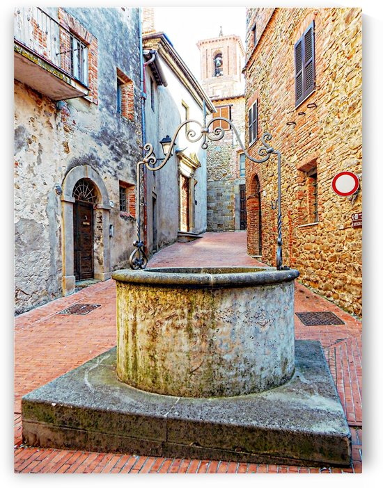 Il Pozzo Paciano 2 by Dorothy Berry-Lound