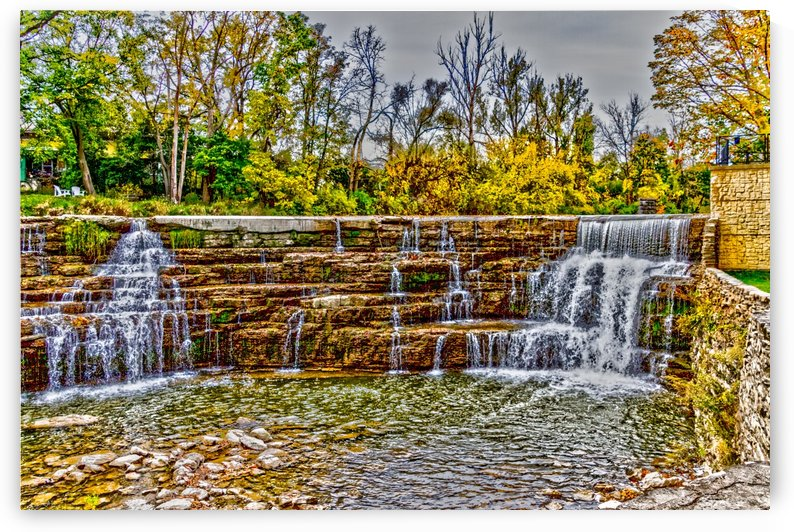 Honeoye Falls Resting by William Norton Photography