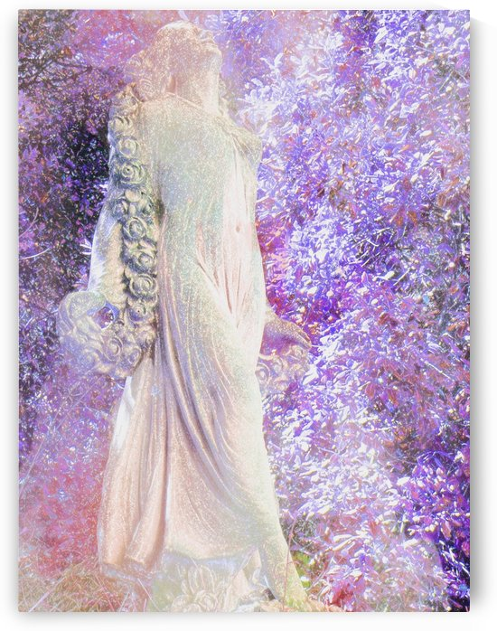 An Angel Awaits by Dorothy Berry-Lound