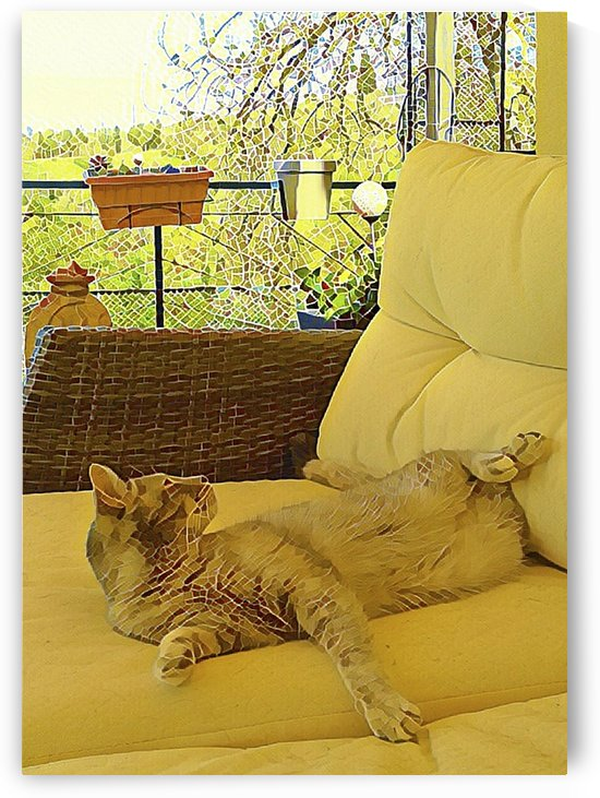 Lounging Around by Dorothy Berry-Lound