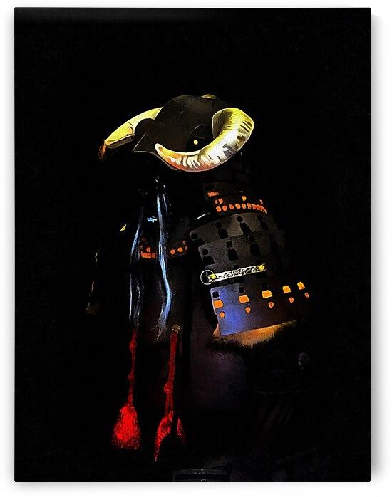 Memories of Samurai 1 by Dorothy Berry-Lound