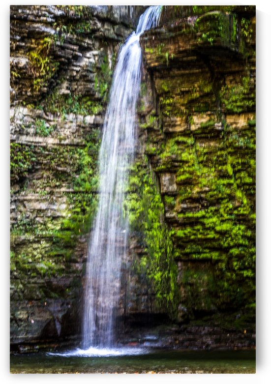 Eagle Cliff Falls 26 by William Norton Photography