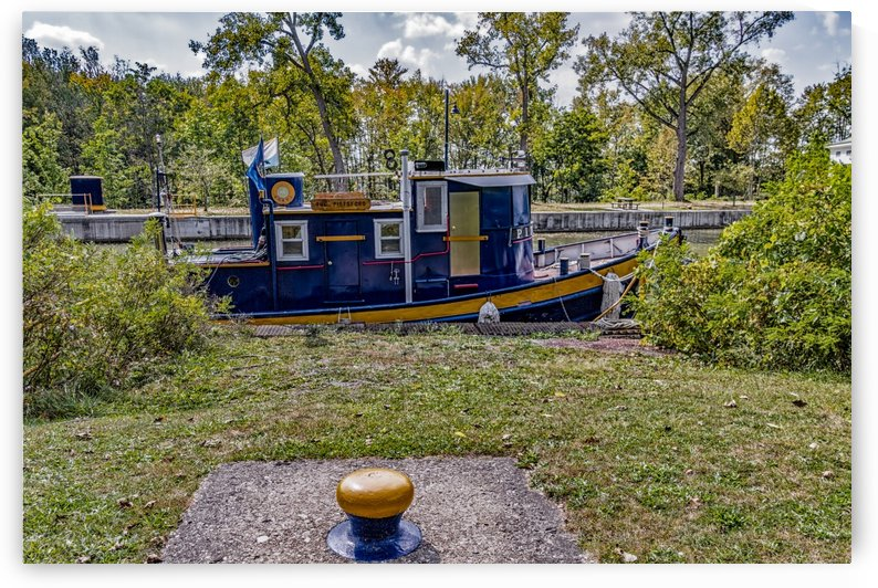 Tug Pittsford by William Norton Photography
