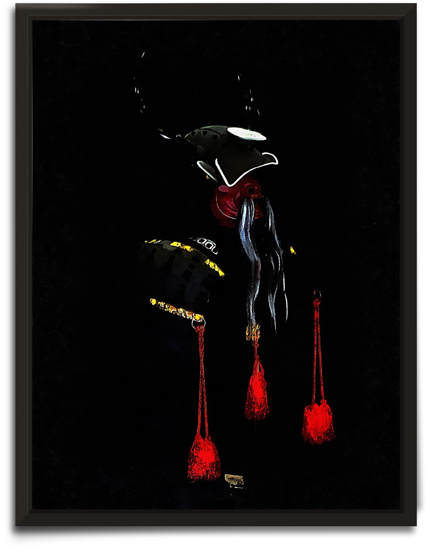 Memories of Samurai 2 by Dorothy Berry-Lound