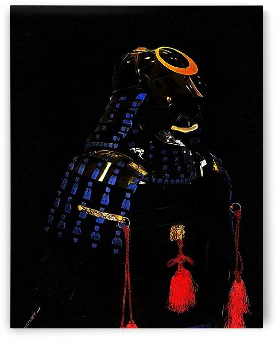 Memories of Samurai 4 by Dorothy Berry-Lound