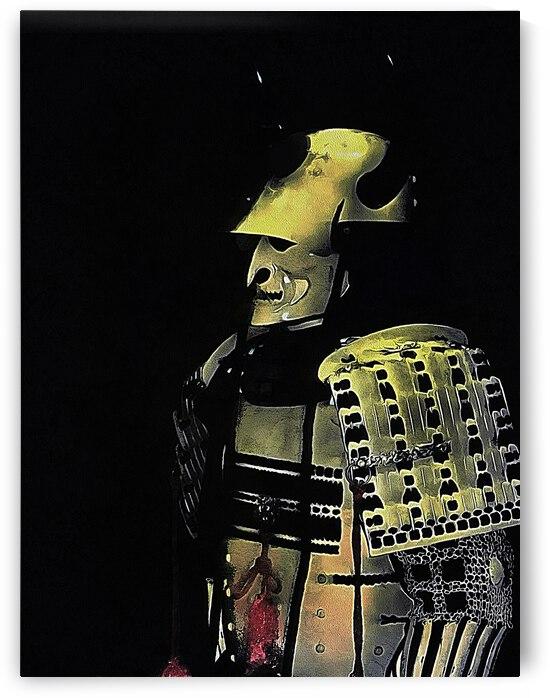 Memories of Samurai 5  by Dorothy Berry-Lound