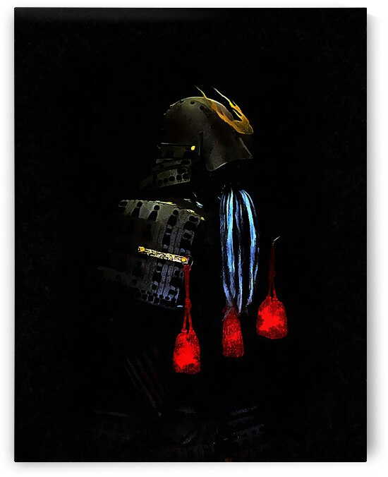 Memories of Samurai 6 by Dorothy Berry-Lound