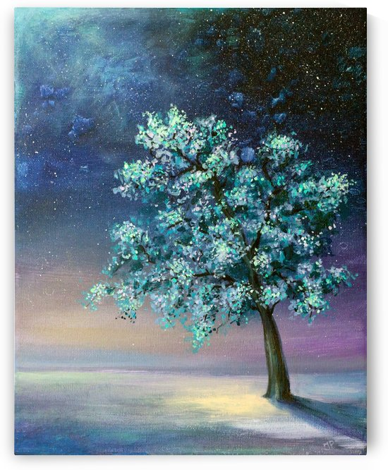 Night Tree by Ineta