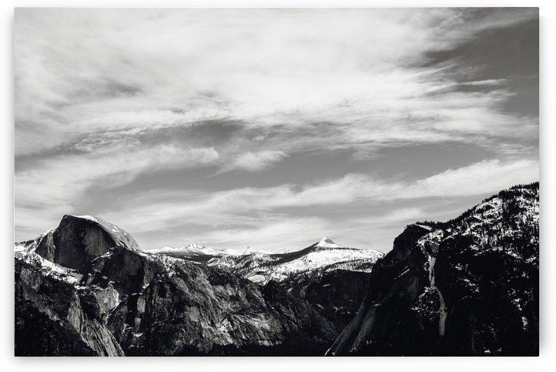 The Half Dome - Yosemite by Carlos Trejos