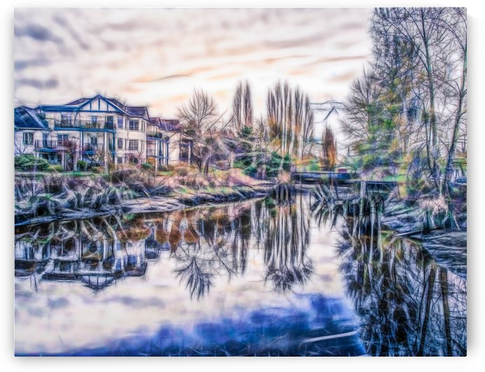 Ladner  by Michael Snell