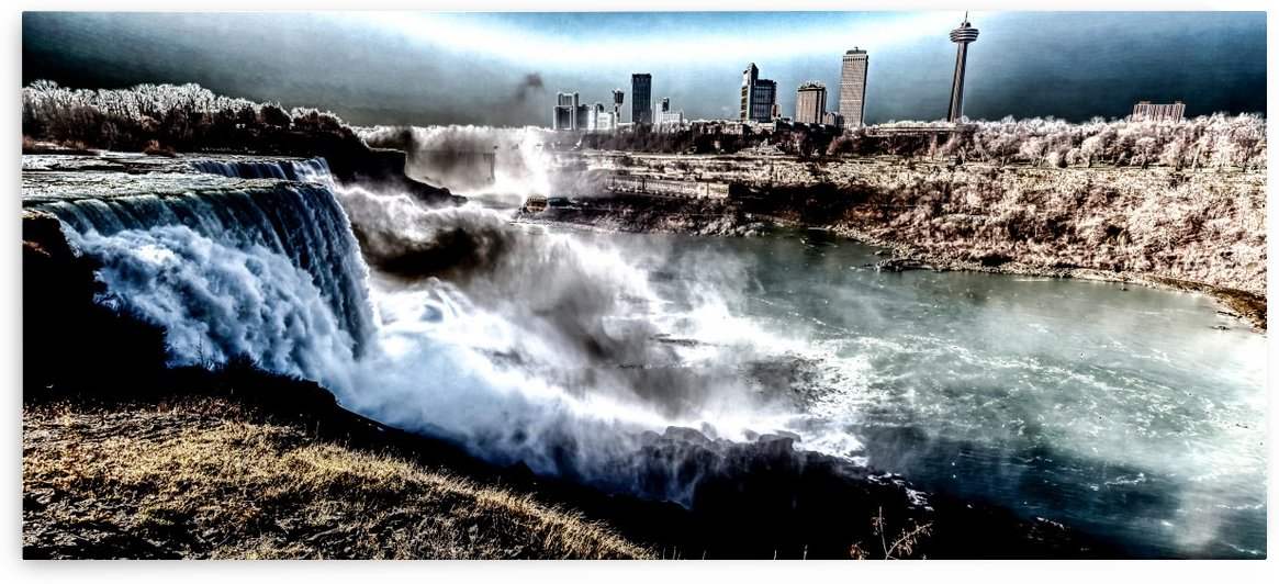 Niagara Falls  by William Norton Photography