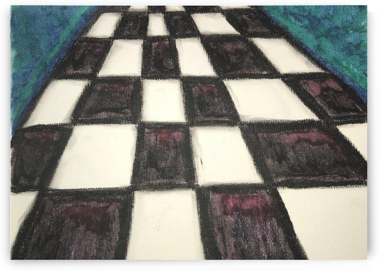 Checkerboard by EF Kelly