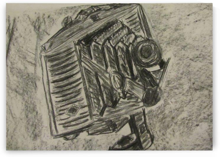 Old School Camera by EF Kelly