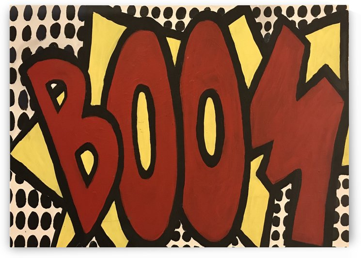 BOOM by EF Kelly