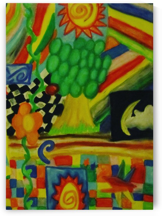 Garden of Eden by EF Kelly