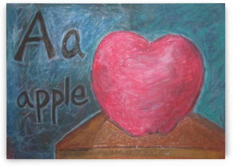A is for Apple by EF Kelly
