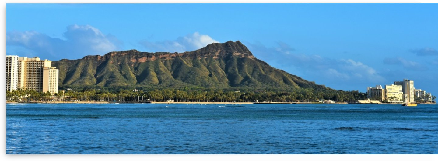Diamond Head Days by Eric Schmitz