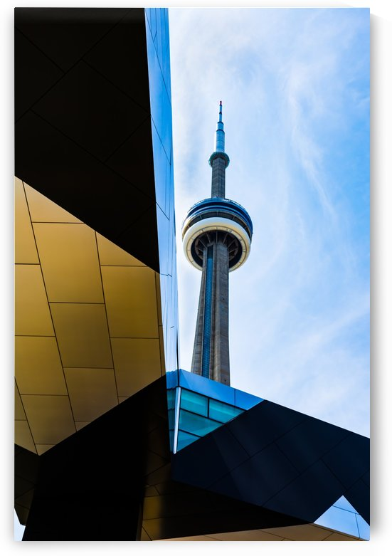 CN Tower 1 by Actarus Studio