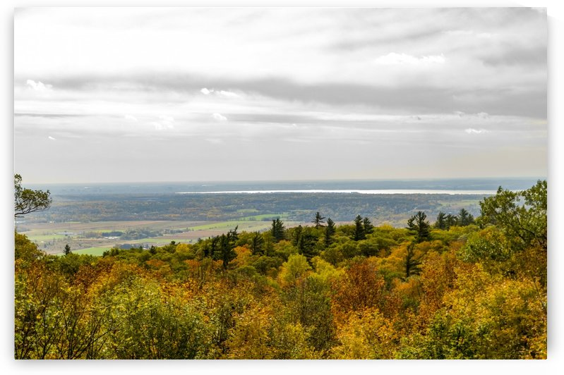 View of Ottawa Valley in Autumn36 by Bob Corson