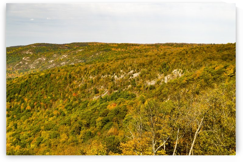 View of Ottawa Valley in Autumn 15 by Bob Corson
