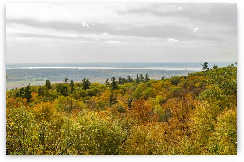 View of Ottawa Valley in Autumn 38 by Bob Corson