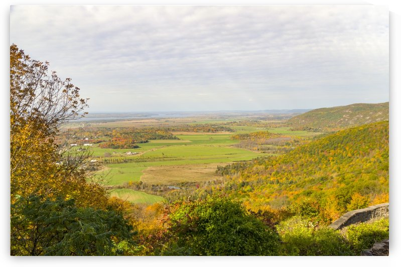 View of Ottawa Valley in Autumn 10 by Bob Corson