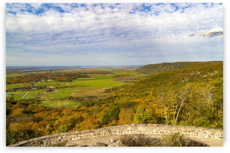 View of Ottawa Valley in Autumn 7 by Bob Corson