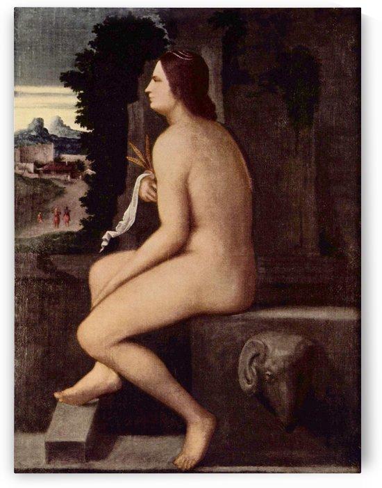 Ceres by Giorgione
