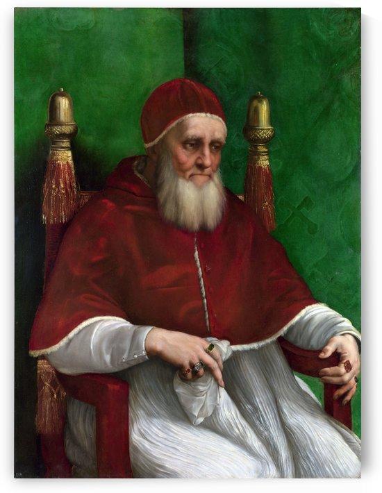 Pope Julius by Raphael