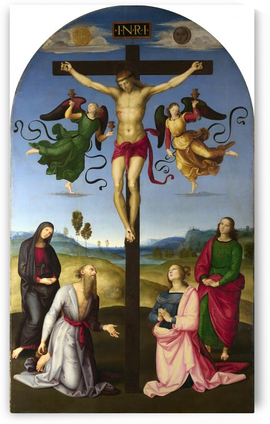 Crocefissione by Raphael