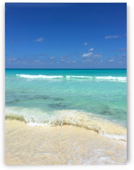 Blue Ocean by Yuliya Marusina