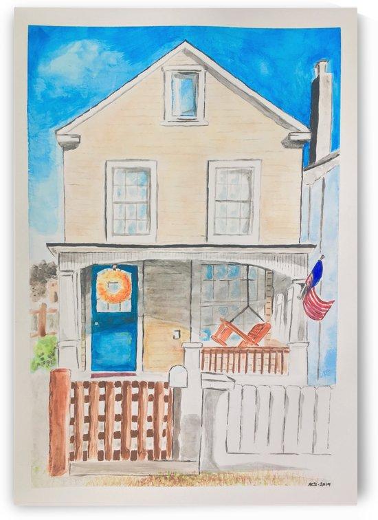 House Painting by Shepherd Art