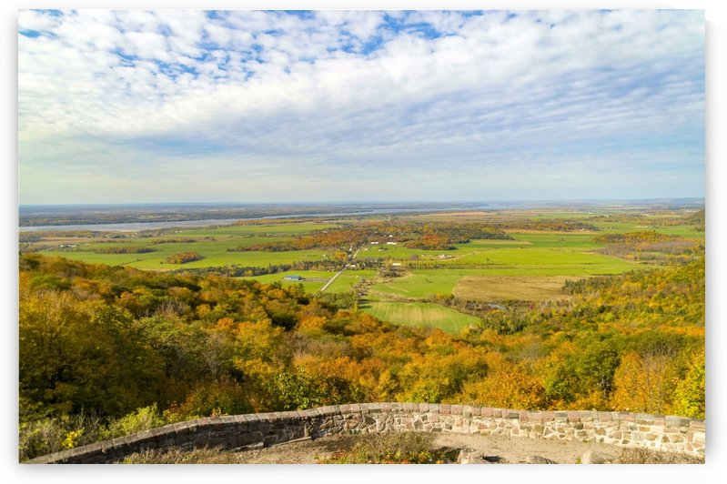 View of Ottawa Valley in Autumn 8 by Bob Corson