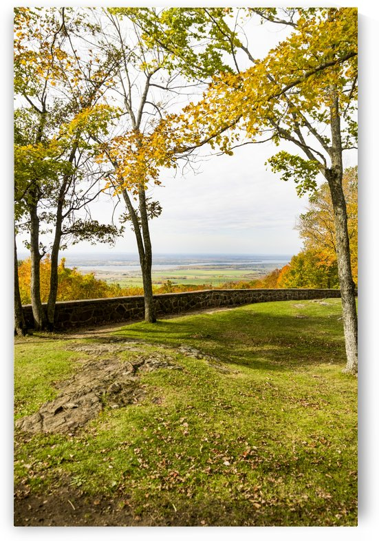 View of Ottawa Valley in Autumn 34 by Bob Corson